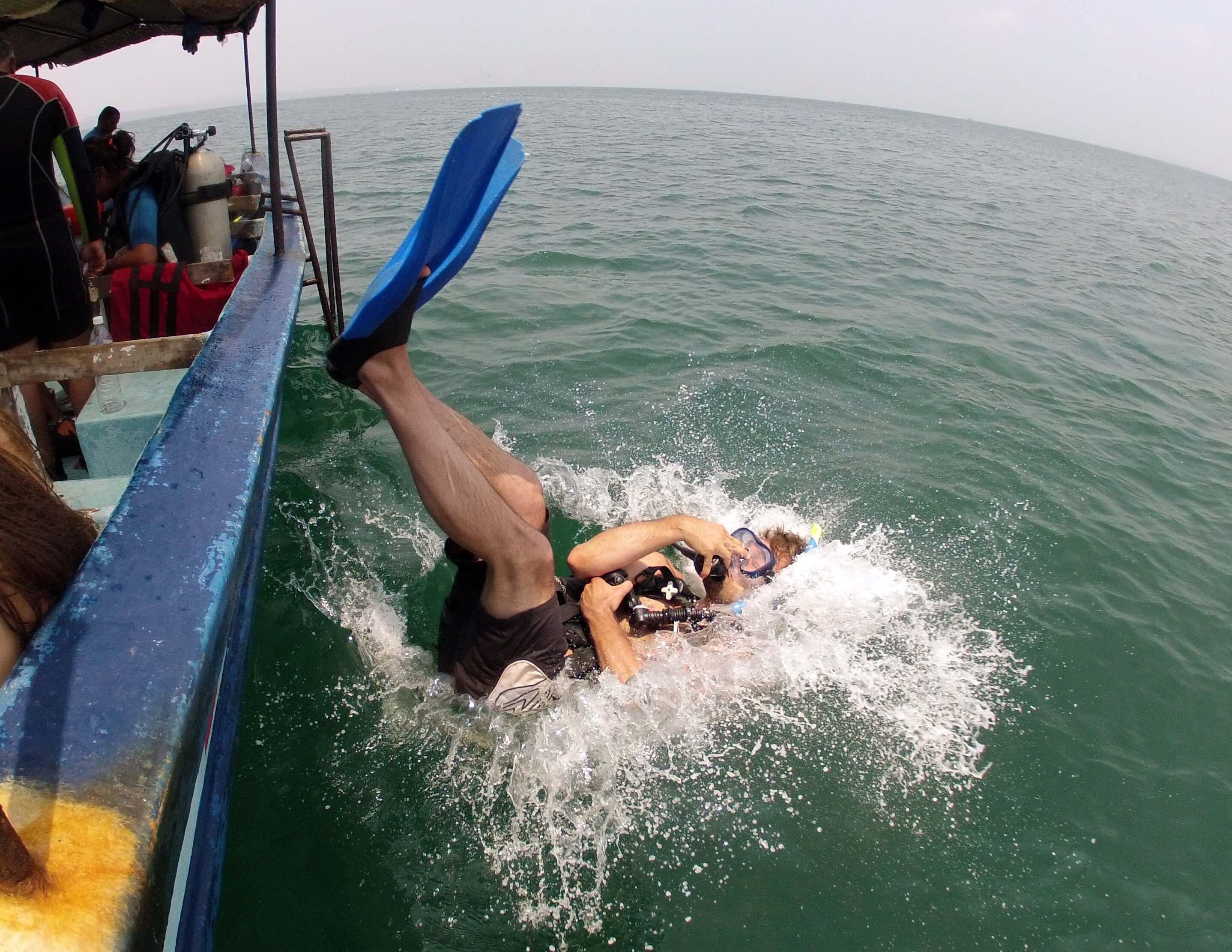 Dive Goa | PADI Open Water Diver Course